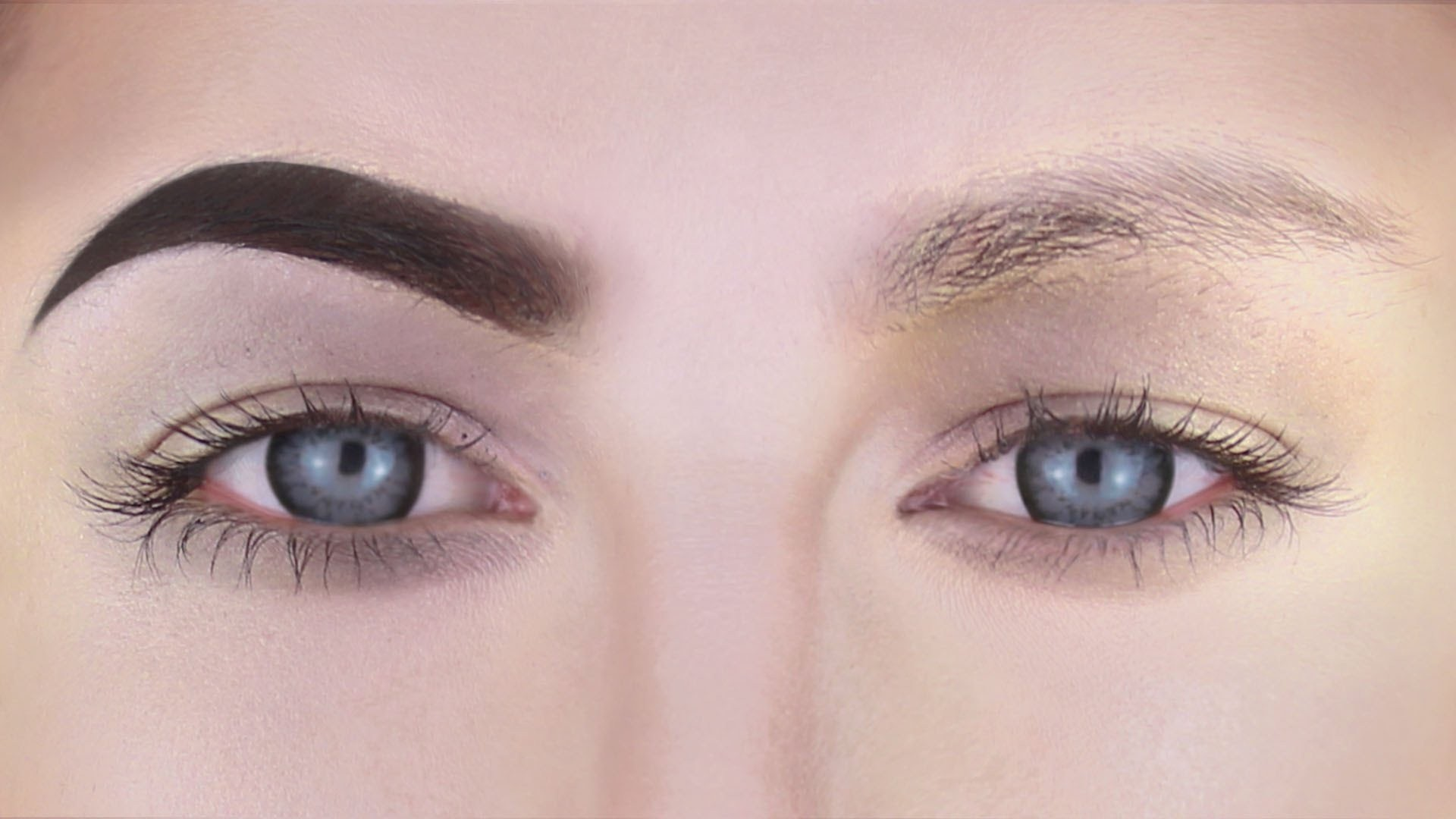 Eyebrow Tinting Does Eyebrow Tinting Work Before And After Results